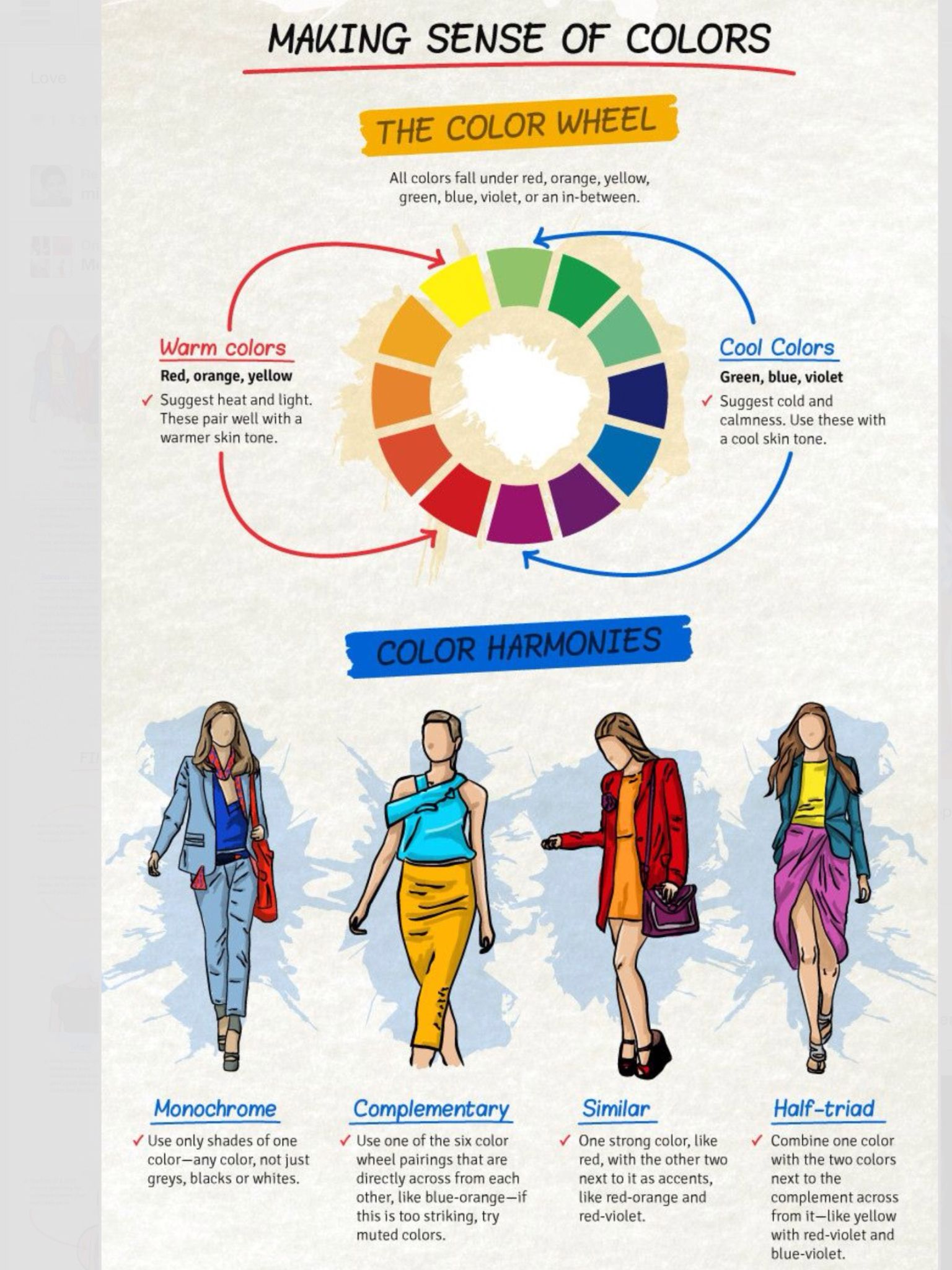 Color wheel fashion chart choice image chart design ideas color chart my style pinterest color chart color wheelscolor fashioncolor geenschuldenfo choice image geenschuldenfo Images