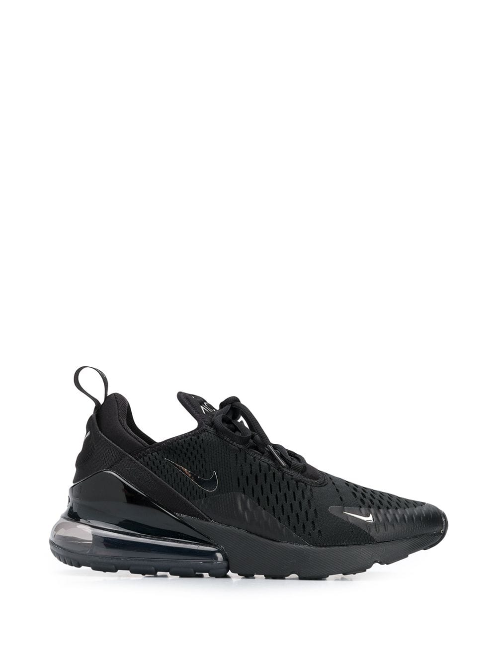 Nike Air Max 270 sneakers Black | Products in 2019 | Air