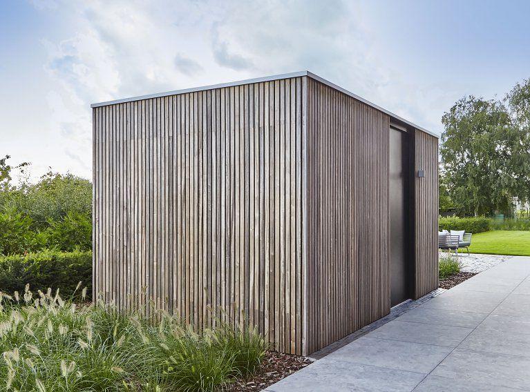 modern tuinhuis bogarden home pinterest. Black Bedroom Furniture Sets. Home Design Ideas