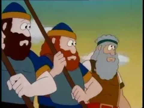 Beginners Bible - Joshua and the Battle of Jericho - YouTube