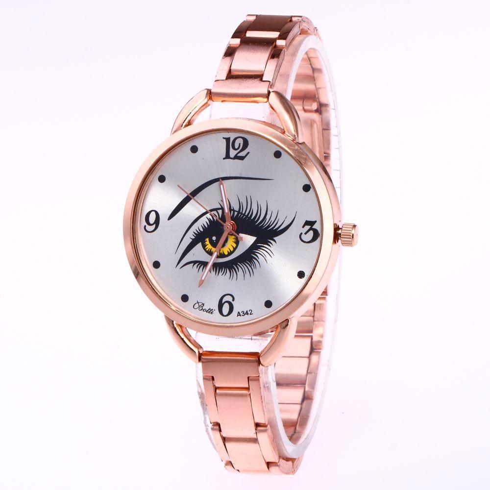 Click to buy ucuc fashion watches women quartz wrist watch for women