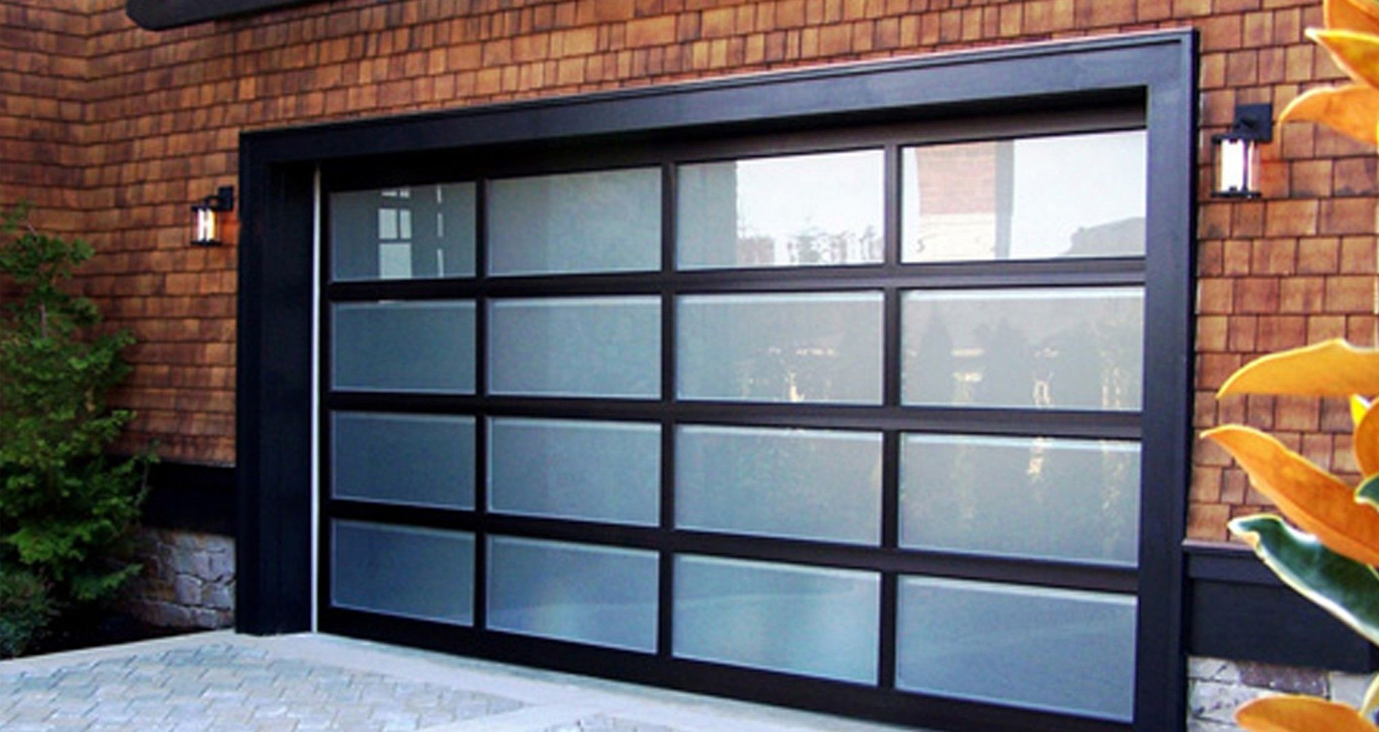 Modern Classic Garage Doors Modern Garage Doors Garage Door Sizes