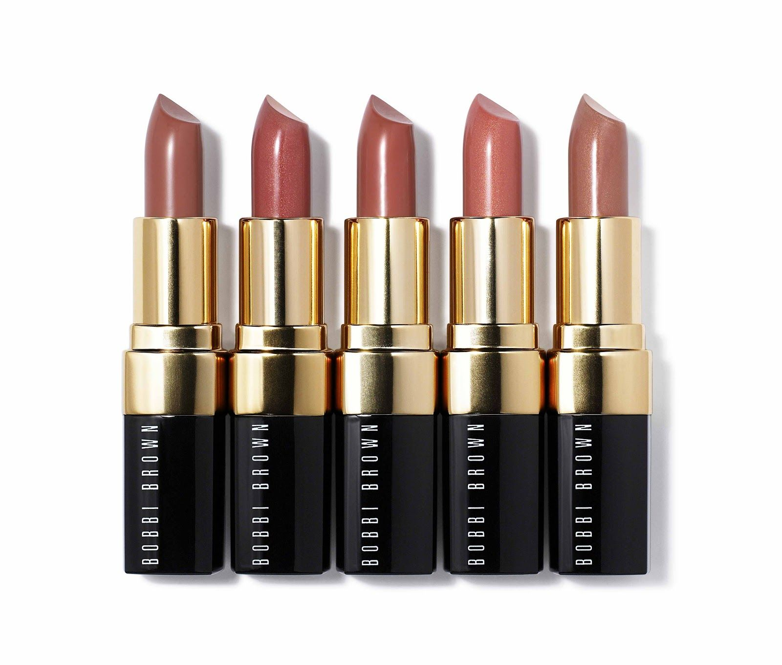 Bobbi Brown Lip Color In Tulle, Red, And Roseberry  Bobbi -1065