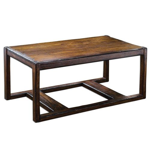 Uttermost Deni Light Honey Stain 20 Inch Coffee Table On Sale 663 Coffee Table Wood Wood Coffee Table Rustic Wooden Coffee Table