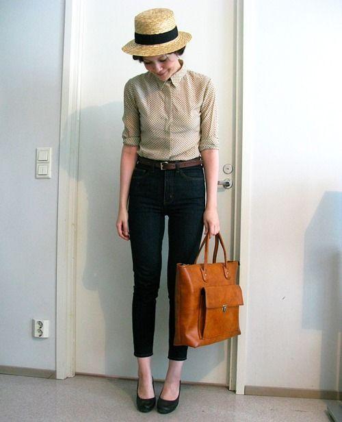 Confira o estilo das francesas no Moda que Rima. 0c71a83377f