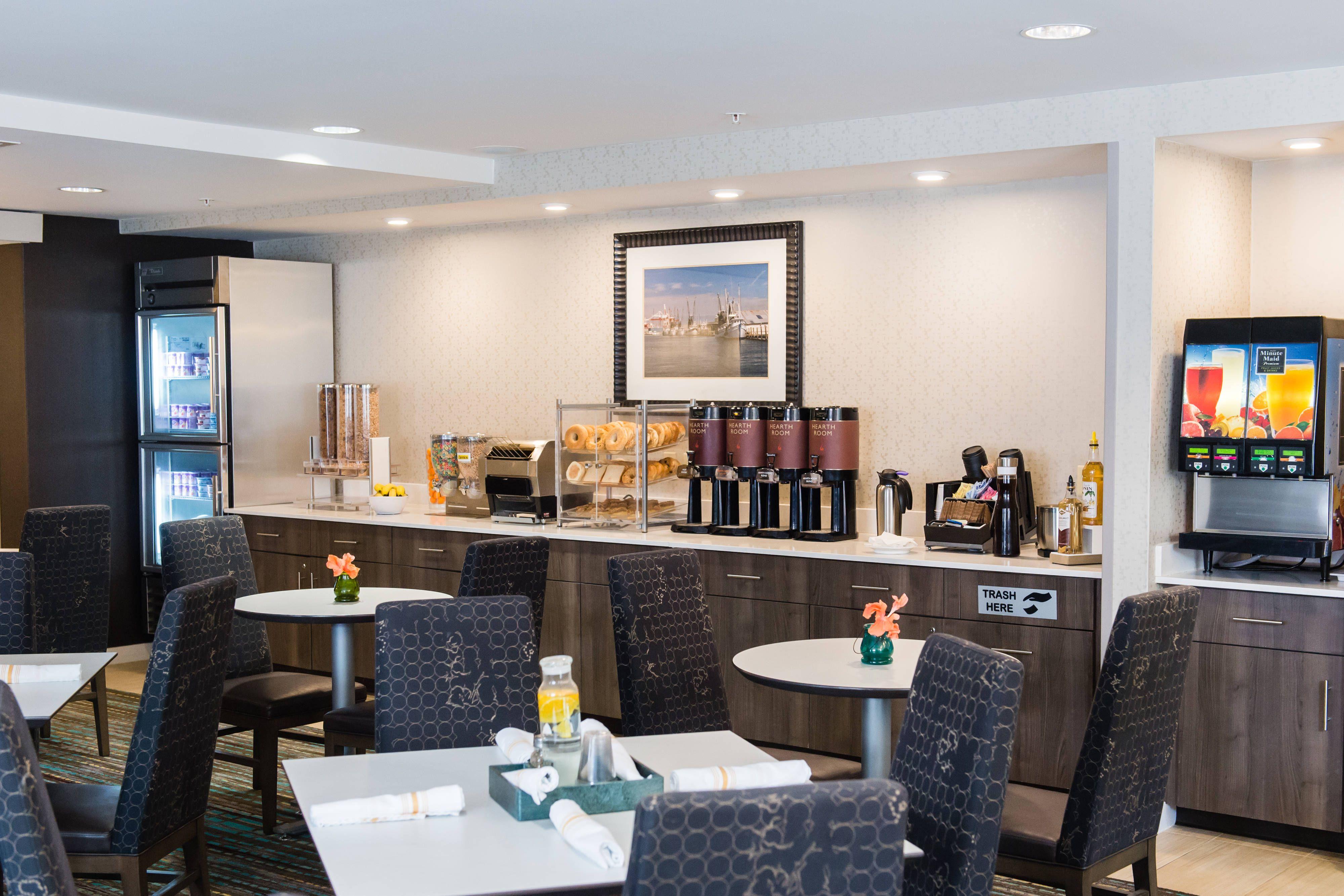 Residence Inn Amelia Island Breakfast Buffet Hotels Relax