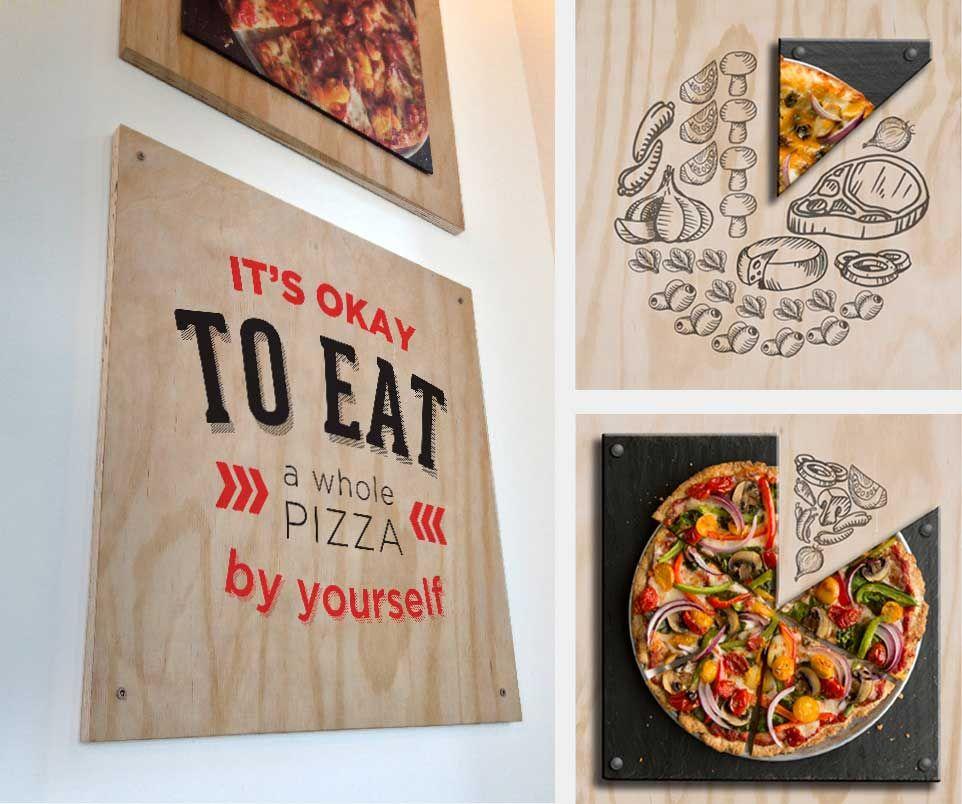 Helping pie five pizza co restaurant rebranding