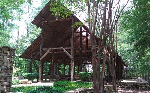 The Alabama 4 H Center The Chapel In Columbiana Al