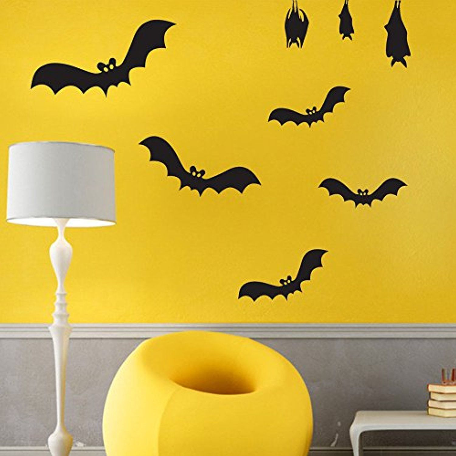 Nice Halloween Wall Art Motif - All About Wallart - adelgazare.info