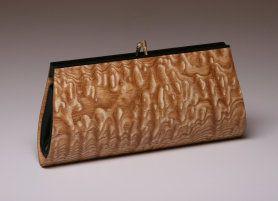 Hammil/Diebolt  wood clutch