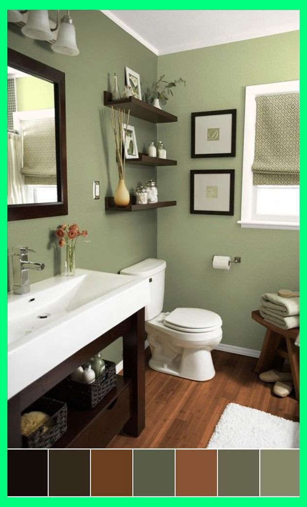 Colors For Bathroom Ideas