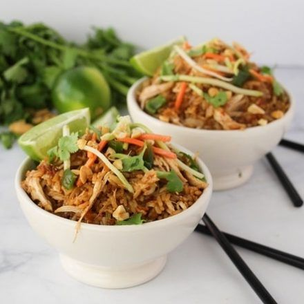 Instant pot thai chicken rice bowl recipe chicken rice bowls instant pot thai chicken rice bowl forumfinder Gallery