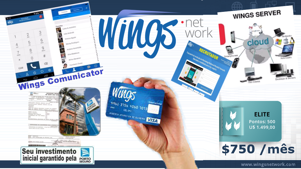 Wingsnetwork Card