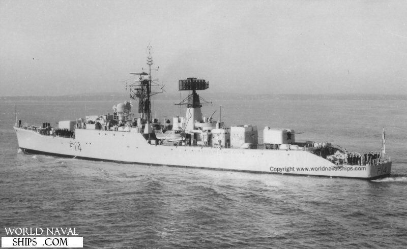 Hms Leopard World Naval Ships Directory Korabl