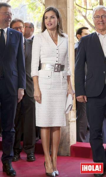 Vestidos cortos princesa letizia
