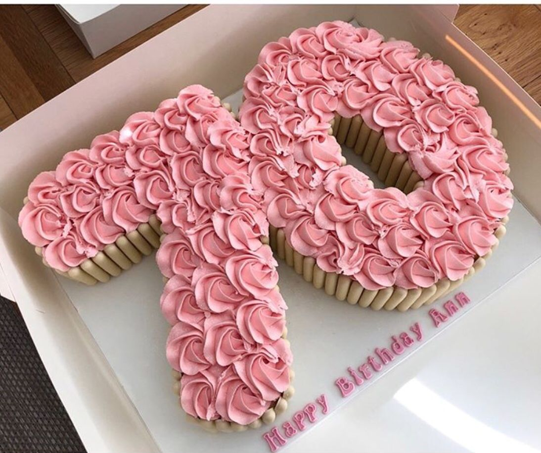 Beautiful Number Cake Designs Number Cakes Unicorn Cake Design Cake Designs