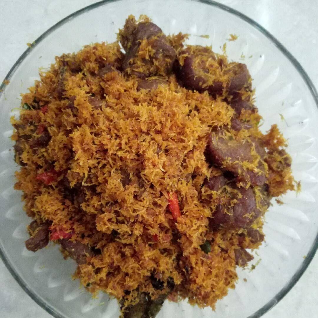 Resep Dendeng Ragi Daging Sapi Oleh Dapurr Emma Resep Resep Daging Sapi Masakan Resep Masakan