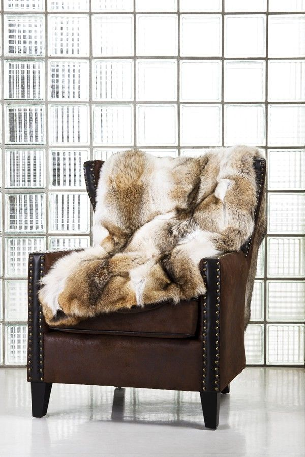 Coyote blanket, shop here: https://www.sovajdecor.com/store/blankets