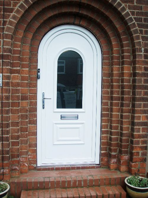 Arch Top French Doors Doors Arched Door Arched Frame Upvc Front Doors Composite Doors