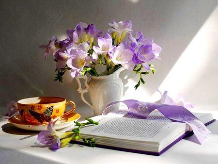 Beautiful Flowers To Tea Desktop Nexus Wallpapers Tea Wallpaper Beautiful Flowers Flower Wallpaper
