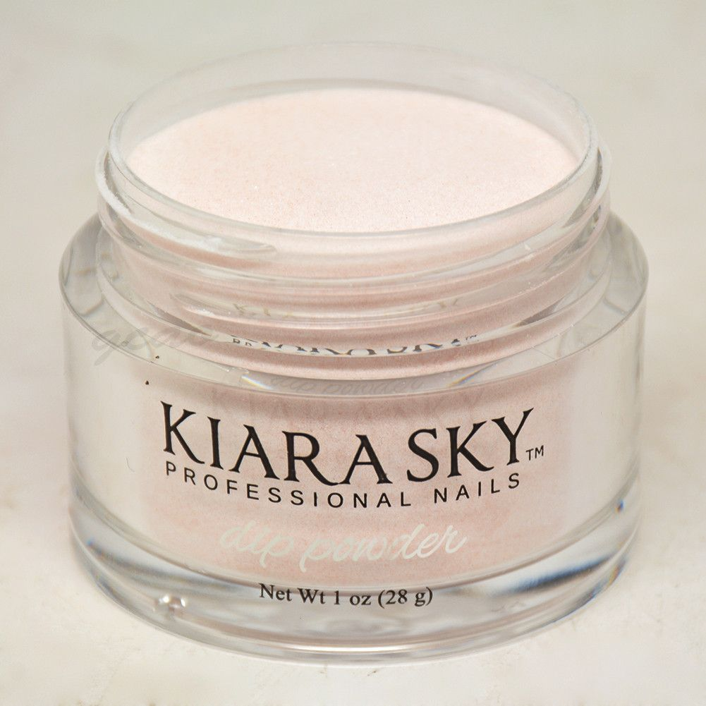 Kiara Sky Professional Nails Dip Powder D558 Something Sweet 1 oz ...