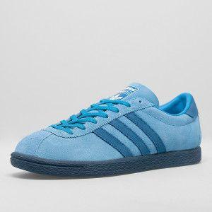 Adidas Originals Tahiti OG U0027Island Seriesu0027, Light Blue/Dark Blue