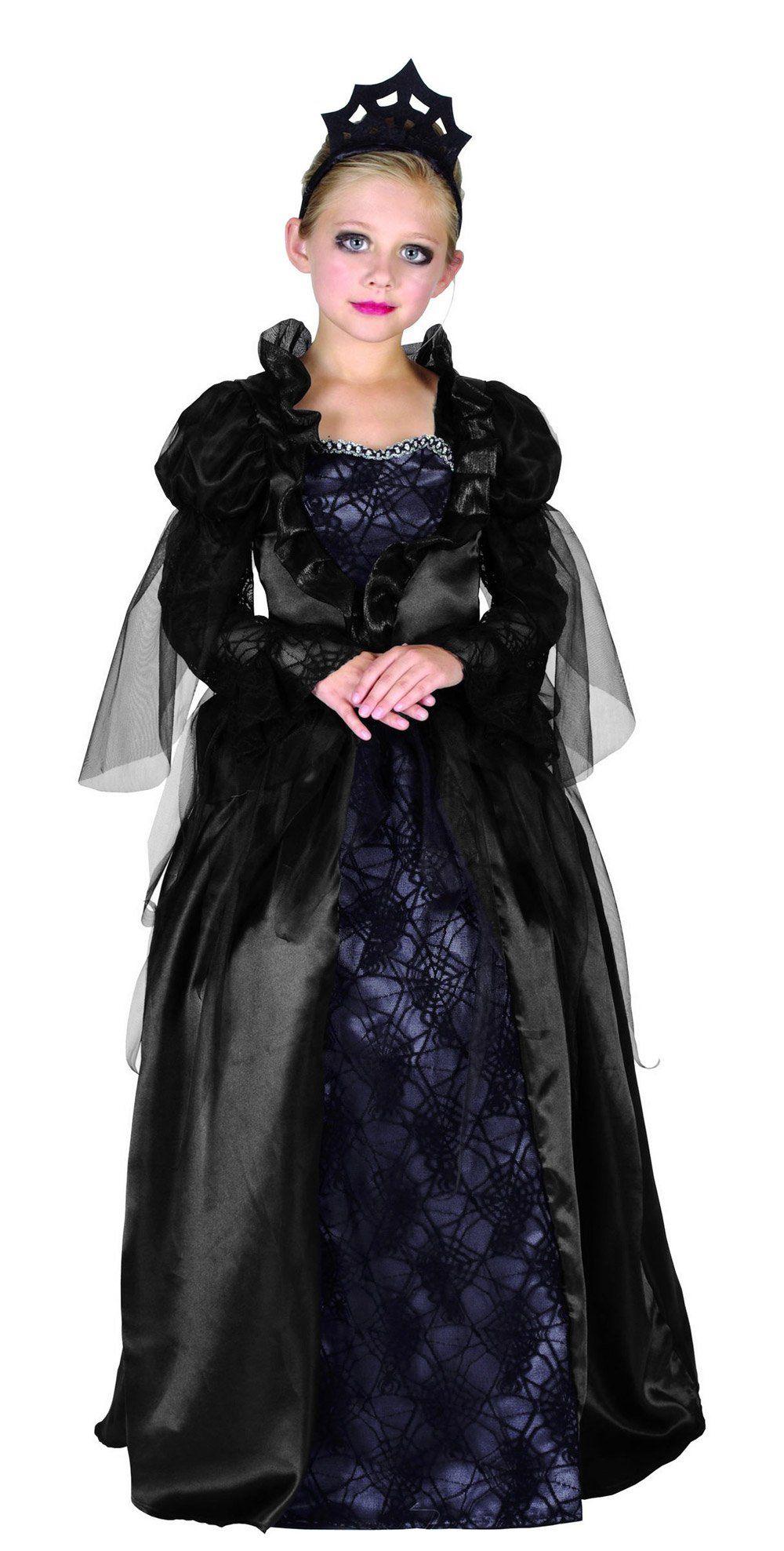 Disfraz de condesa para niña ideal para Halloween en 2019