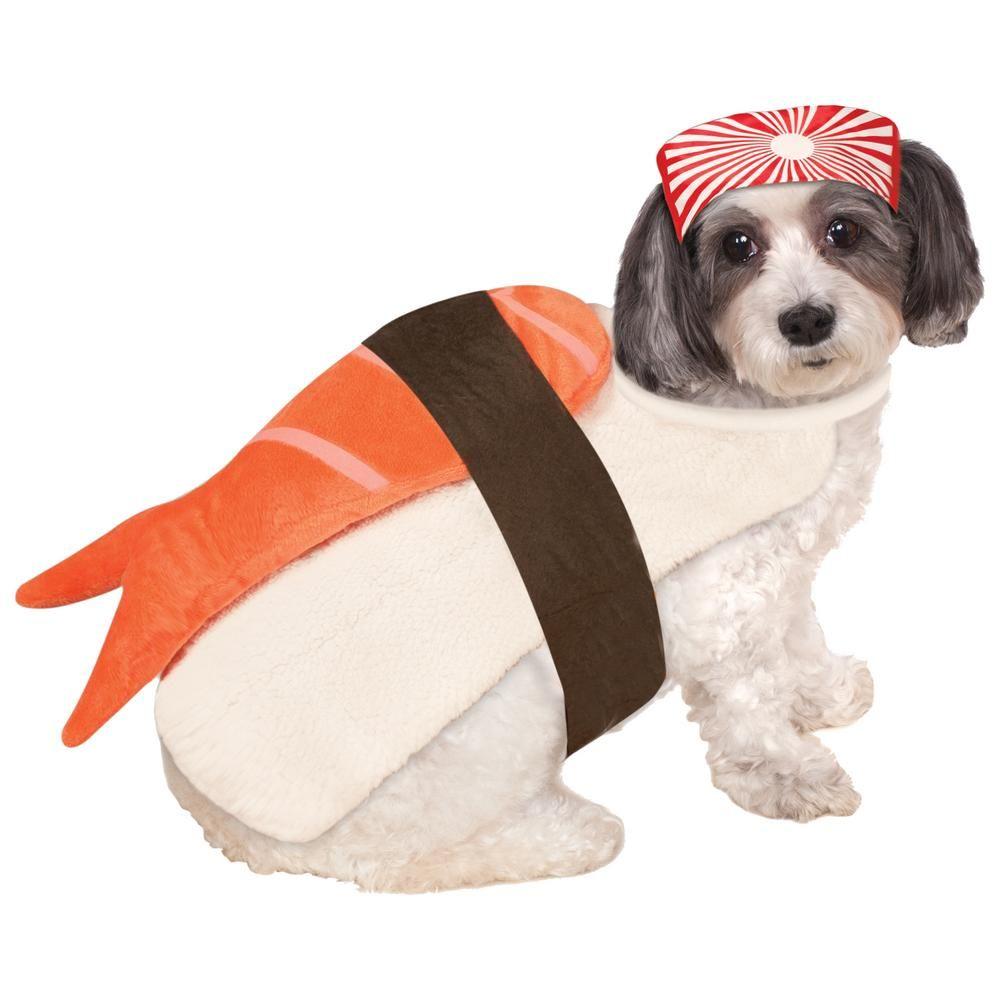 Sushi Dog Costume Pet Costumes Small Dog Costumes Best Dog
