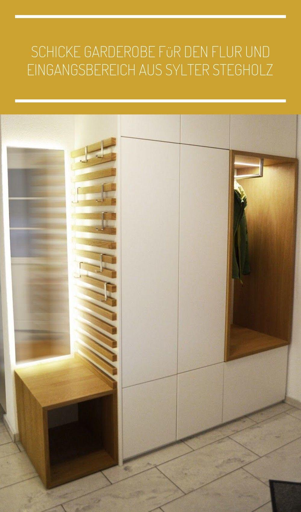 Schicke Garderobe Fur Den Flur In 2020 Room Divider Furniture Home