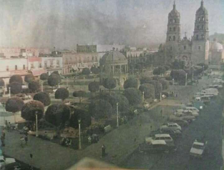 Plaza de Armas, 1974.