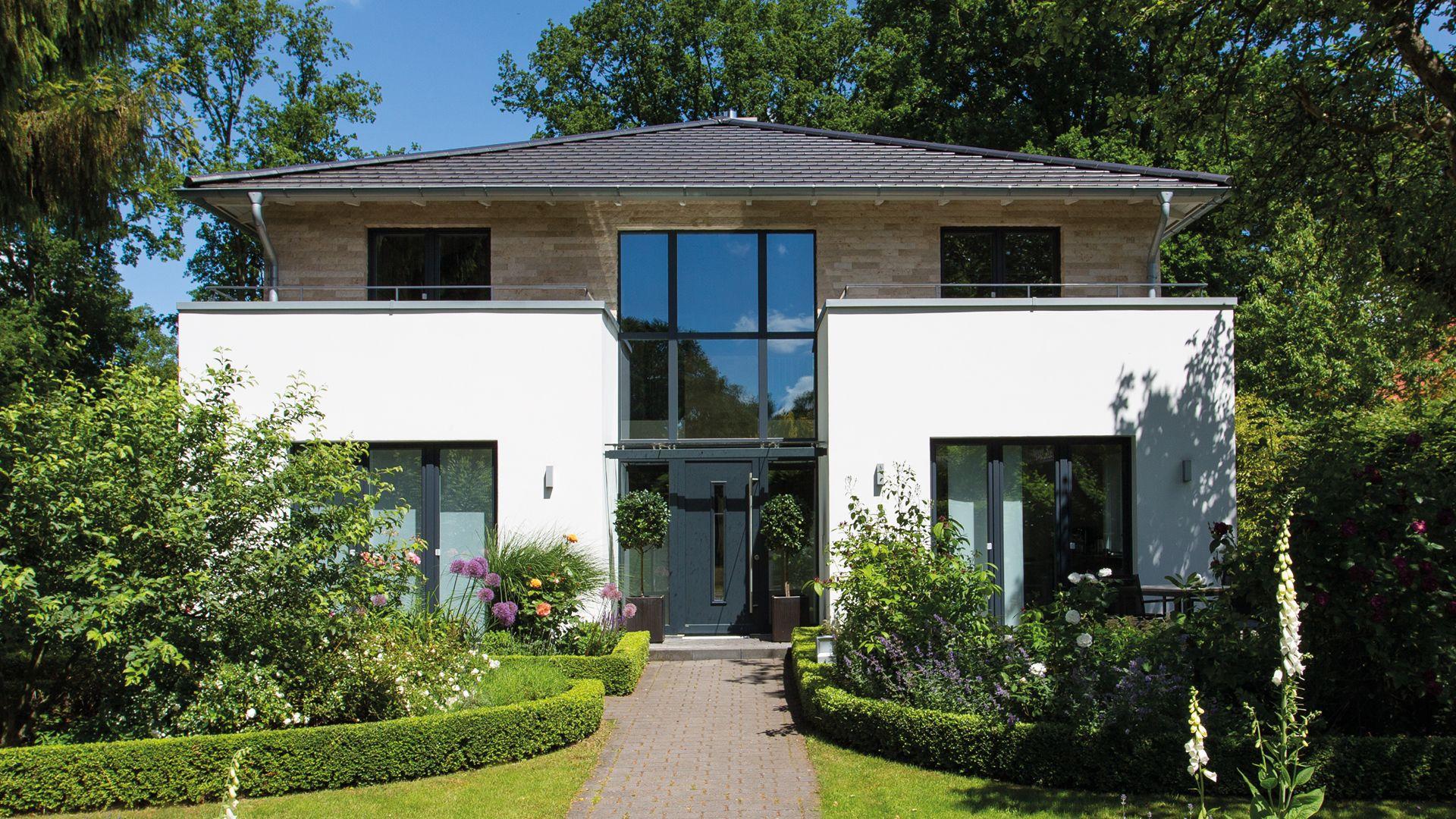 Stadtvilla By Mollwitz Haus Architektur Haus Baustil