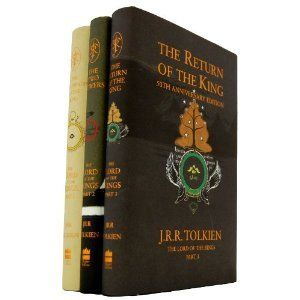 jrr tolkien 50th anniversary edition
