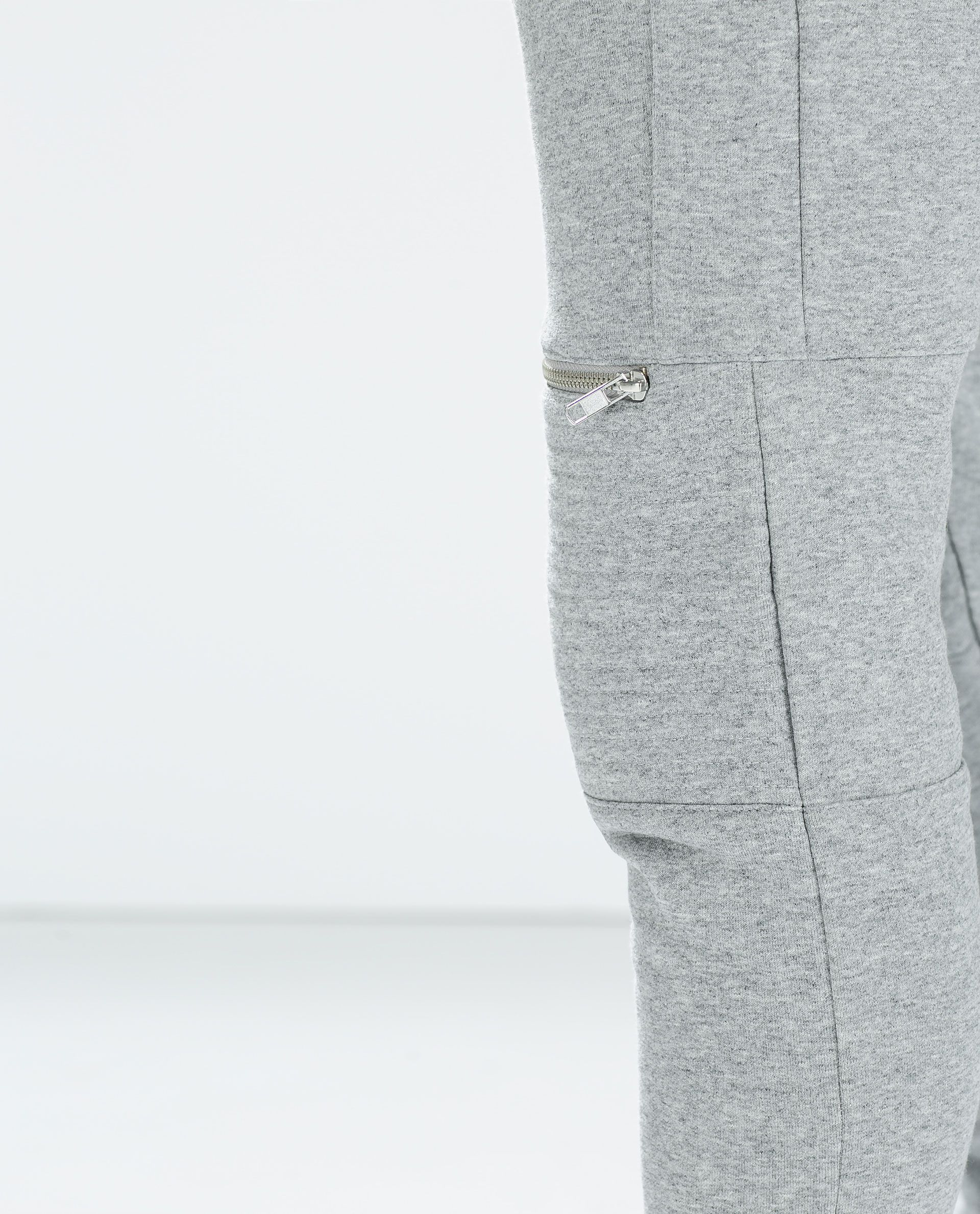 4ea99db4 BIKER TROUSERS - Joggers - Trousers - Man - COLLECTION SS15 | ZARA ...