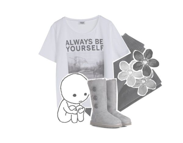 """Good Night ❤"" by anaika-berlie-francois ❤ liked on Polyvore"