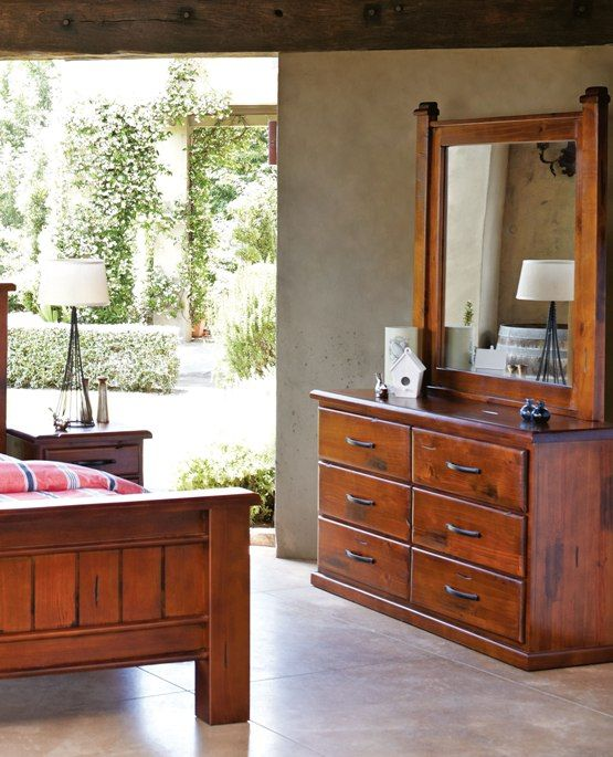 Rye Dresser and Mirror by Dixie Cummings Harvey Norman | New Home ...
