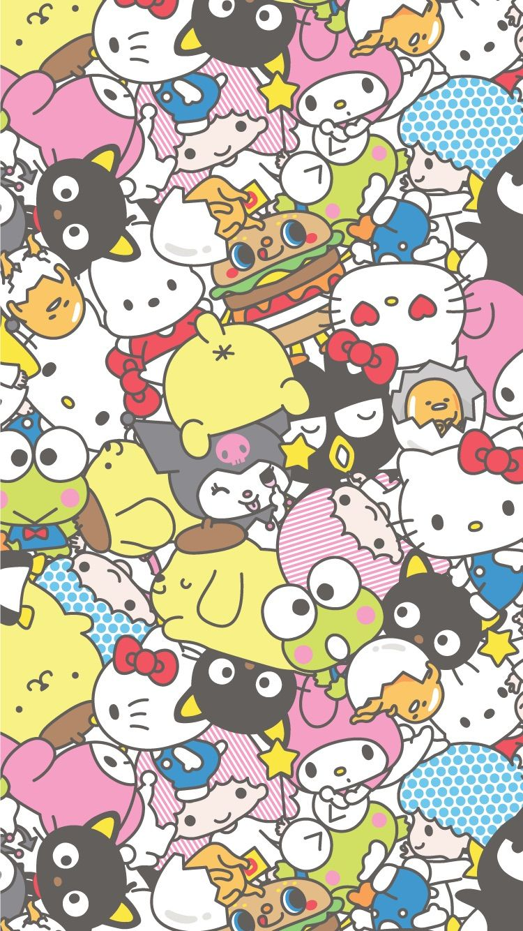 Hello Kitty In 2019 Hello Kitty Backgrounds Hello Kitty