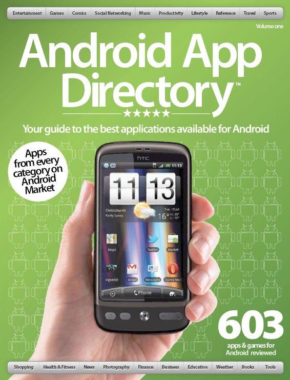 Android App Directory - Volume 01, 2013 (True PDF)   Smart