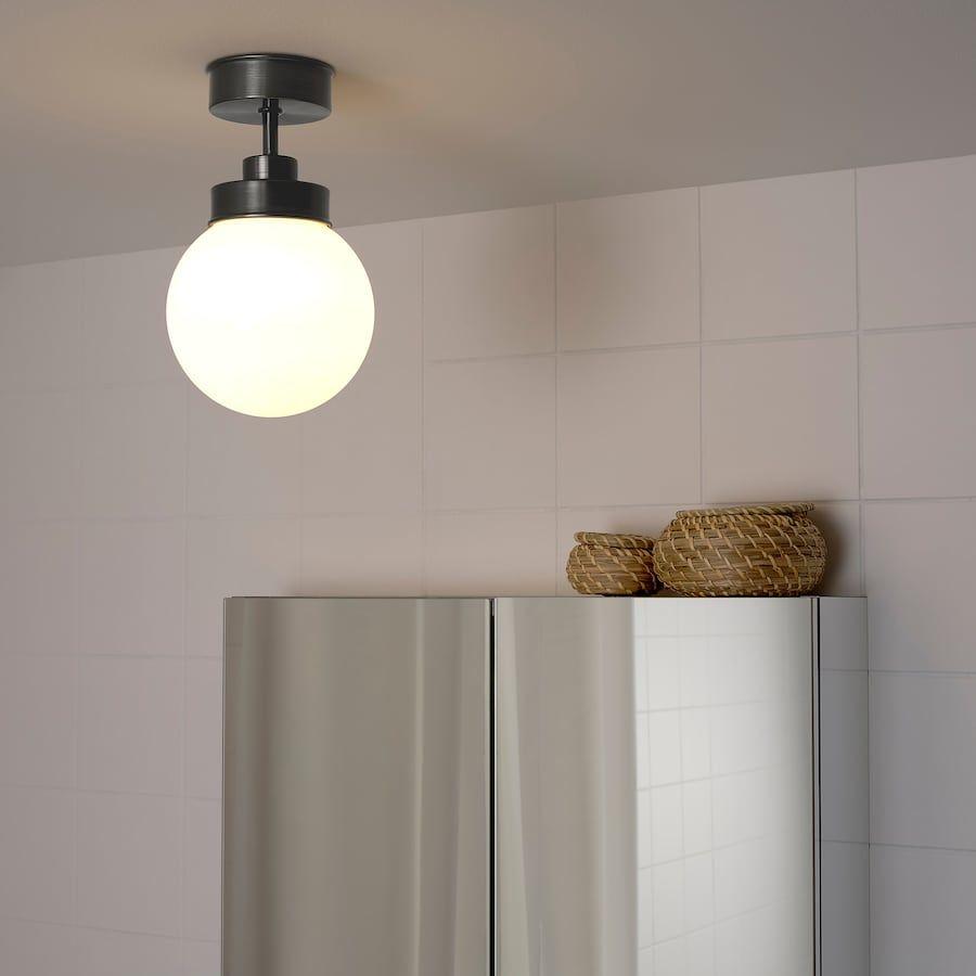 Frihult Hangeleuchte Schwarz Ikea Deutschland In 2020 Deckenlampe Hangeleuchte Messingfarben