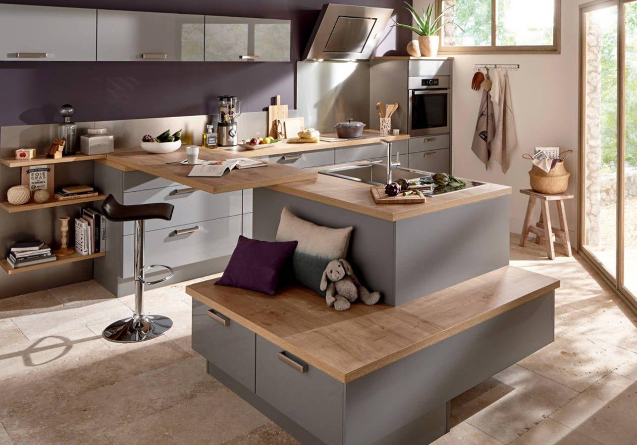 Cuisine Conforama : nos modèles de cuisines préférés - Elle
