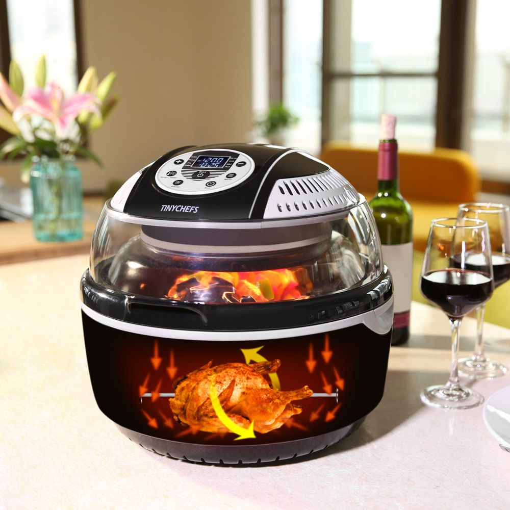 Tinychefs 10L Electronic Air Fryer Presented by Haier Sale