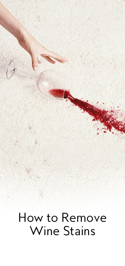 How To Remove Red Wine Stains Red Wine Stains Wine Stains Red