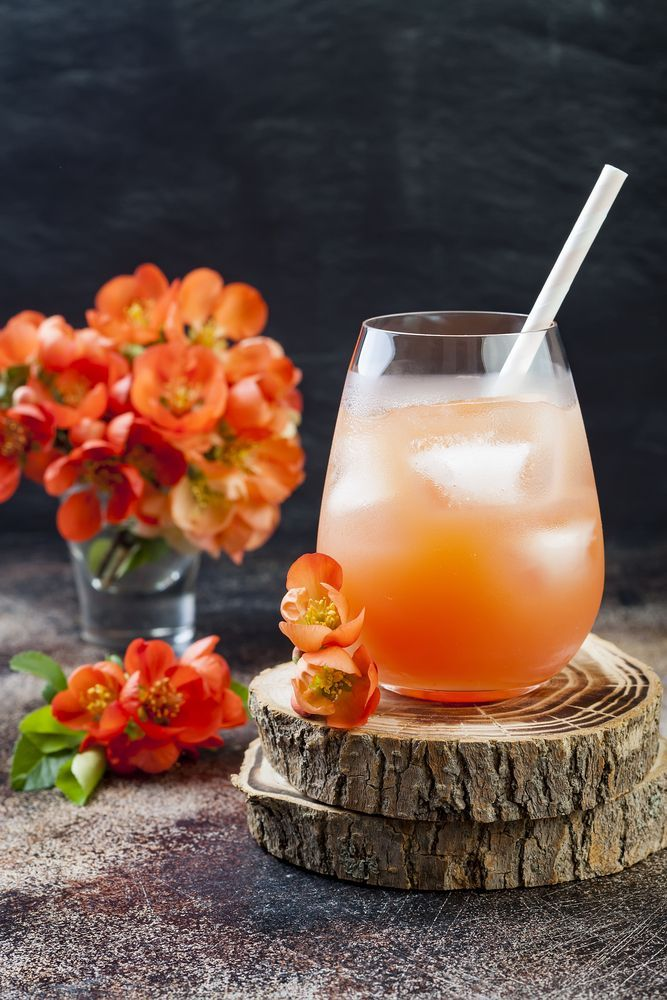 Celebrate With These Christmas Morning Punch Recipes #christmasmorningpunch If you like to have a cold drink on Christmas morning, this cold citrus punch is perfect for you. For more Christmas morning punch ideas, look here! #christmasmorningpunch