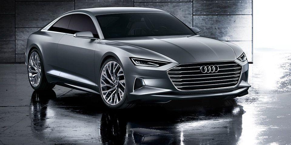 The Audi prologue Show Car – Launching into a New Design Era - Fourtitude.com