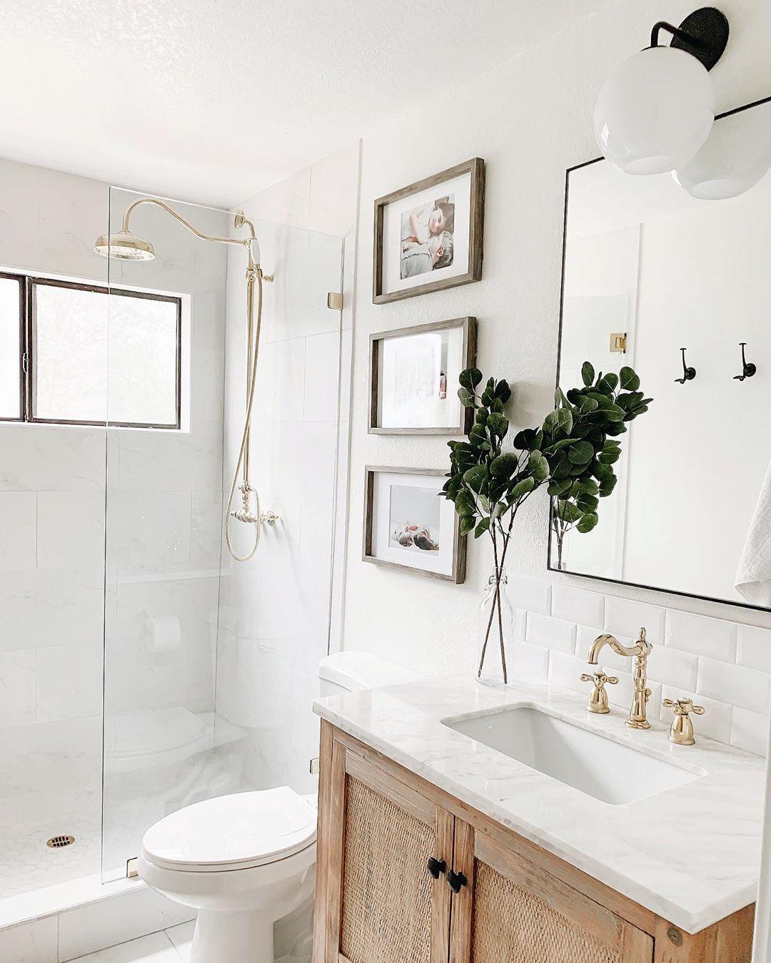 Kb1972ax 8 In Widespread Bathroom Faucet Polished Brass Oak