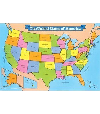United States Floor Puzzle By Carson 19 99 This Giant