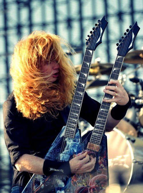Only Megadeth stuff
