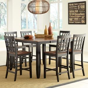 22+ Counter height dining room table sets Trending