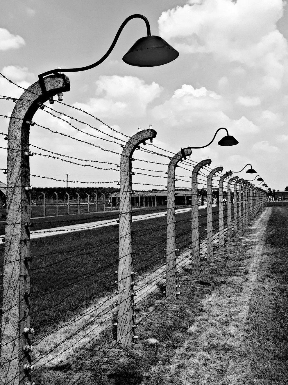 Pin Op Auschwitz Birkenau Poland By Ruben Draijer