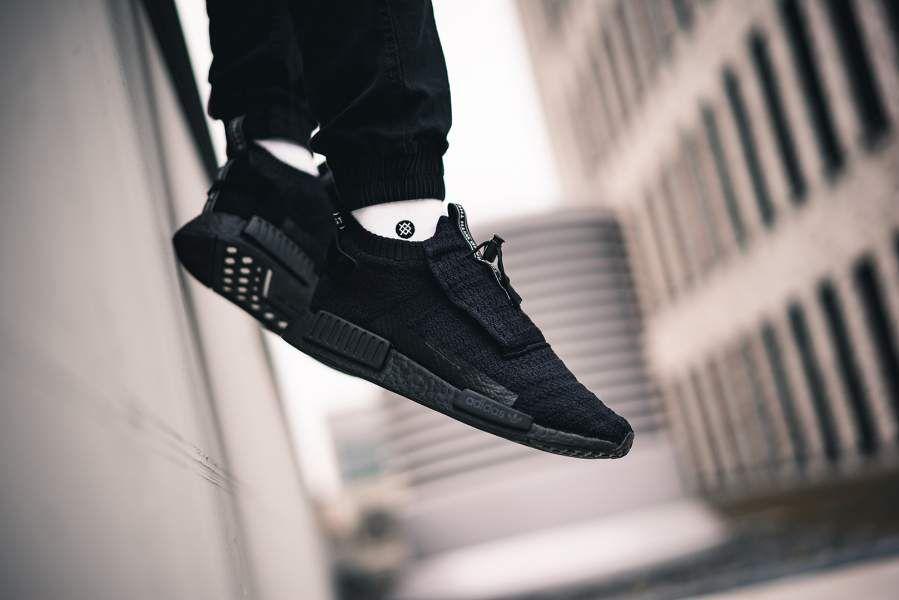 adidas - NMD_TS1 PK GTX (black