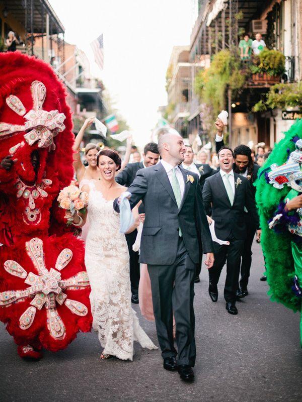 City Hall Wedding New Orleans